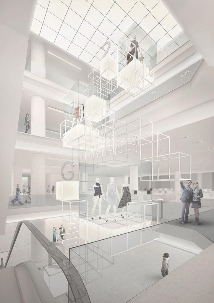 vertical market installation