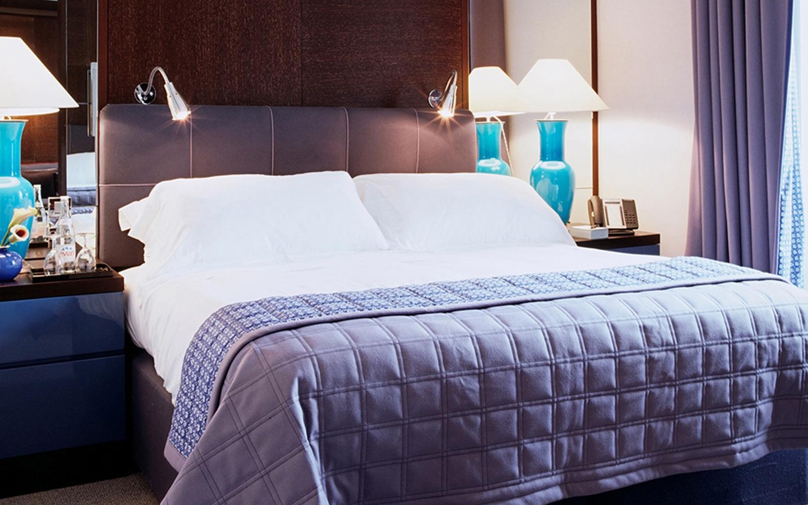 hotel design; guest room