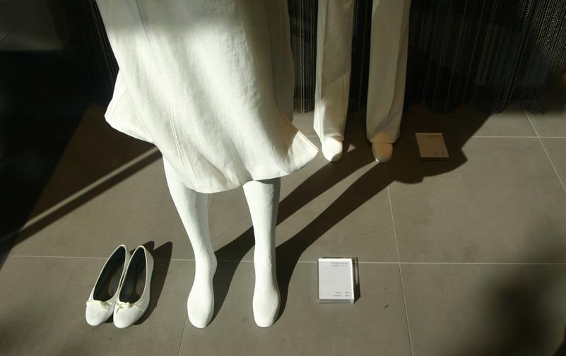 detail shop window display