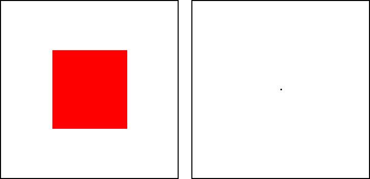 successive red square experiment