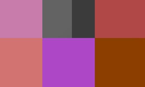 weak chroma- weak chroma contrast